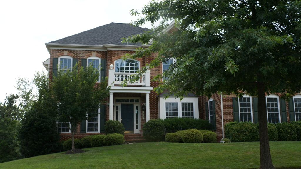 River creek gated community in leesburg va northern for Modern homes northern virginia