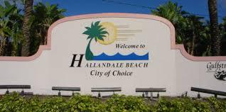 Hallandale Beach Florida