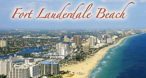 Ft. lauderdale beach real estate