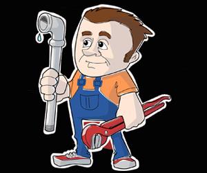 plumber-at-work
